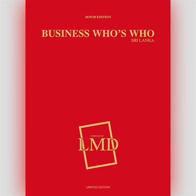 BUSINESS WHO'S WHO - SRI LANKA