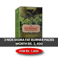 SIGMA FAT BURNER PACKS_JUN18