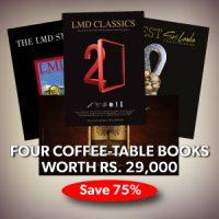 COFFEE TABLE BOOKS BUNDLE_AUG18