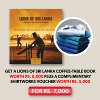 LIONS OF SRI LANKA OFFER
