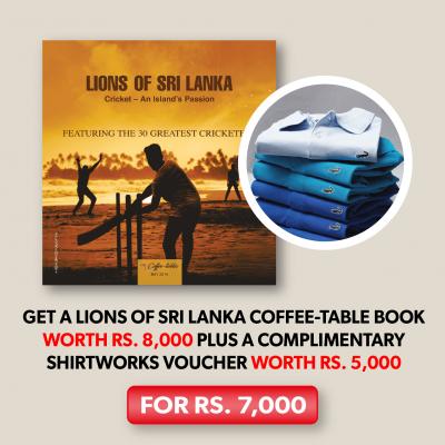LIONS OF SRI LANKA OFFER