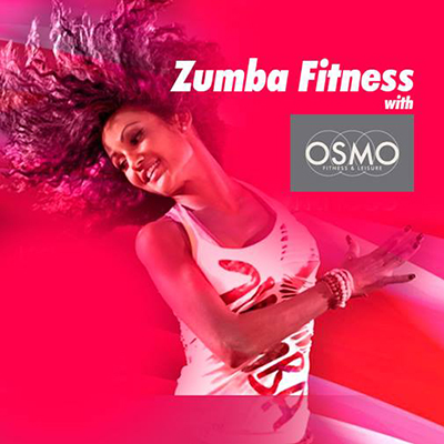 OSMO FITNESS & LEISURE – TWO MONTHS OF ZUMBA FITNESS