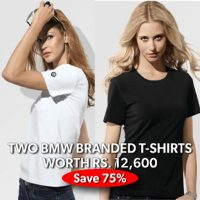 BMW BRANDED T-SHIRTS