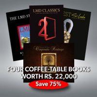 COFFEE-TABLE BOOKS BUNDLE