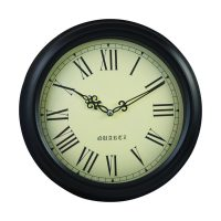 SINGER METAL WALL CLOCK