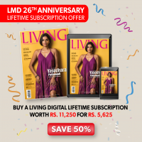 LIVING LIFETIME SUBSCRIPTION OFFER – DIGITAL