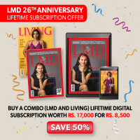 LMD AND LIVING LIFETIME SUBSCRIPTION OFFER – DIGITAL