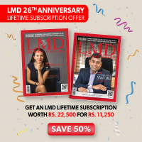 LMD LIFETIME SUBSCRIPTION OFFER – PRINT