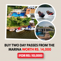 THE MARINA OFFER