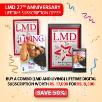 LMD AND LIVING LIFETIME SUBSCRIPTION OFFER – DIGITAL