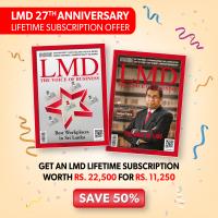 LMD LIFETIME SUBSCRIPTION OFFER – PRINT